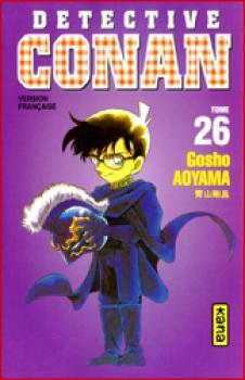 Detective Conan tome 26