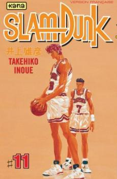 Slam Dunk tome 11