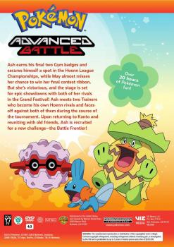 Pokemon Advanced Battle Complete Collection DVD