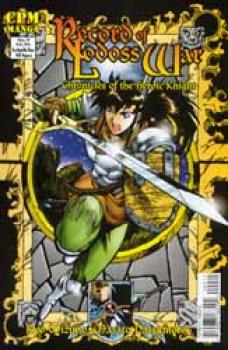 Lodoss war Chronicles of the heroic knight 9