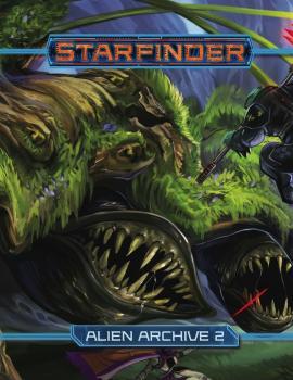 Starfinder RPG Alien Archive 2 Hardcover