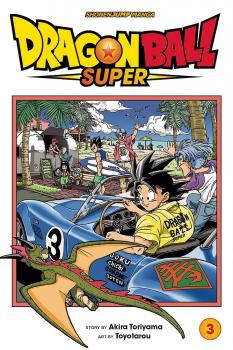 Dragon Ball Super vol 03 GN Manga