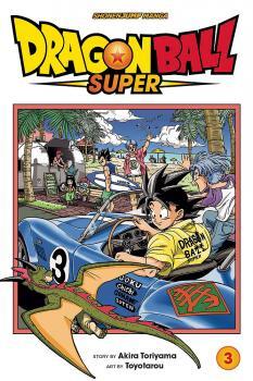 Dragon Ball Super vol 03 GN Manga