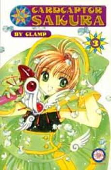 Cardcaptor Sakura vol 3 GN