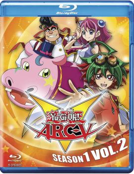 Yu-Gi-Oh! Arc V Season 02 Collection Blu-ray