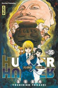 Hunter X Hunter tome 35