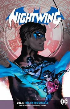NIGHTWING VOL. 06: THE UNTOUCHABLE (TRADE PAPERBACK)