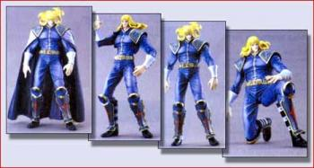 Fist of the North star action figures 2000 Shin