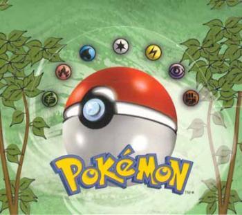 Pokemon Jungle booster box