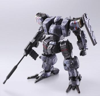 Front Mission 1st Action Figure - Wonder Arts Zenith City Camouflage Ver.