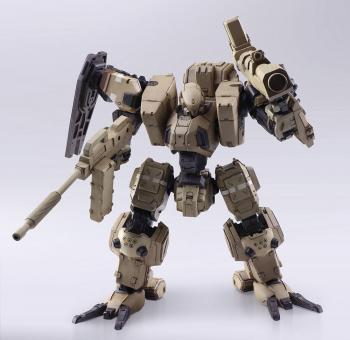 Front Mission 1st Action Figure - Wonder Arts Zenith Desert Ver.