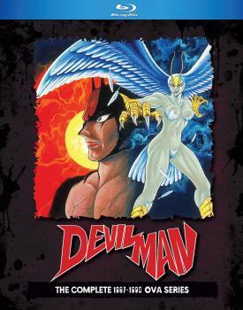 Devilman OVA Series Blu-Ray