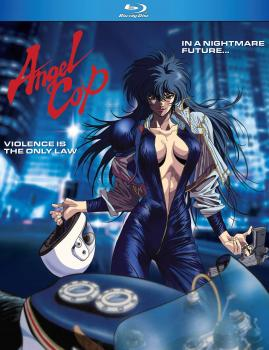 Angel Cop Blu-Ray