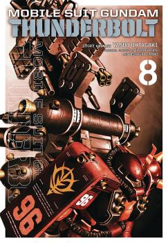 Mobile Suit Gundam Thunderbolt vol 08 GN Manga HC