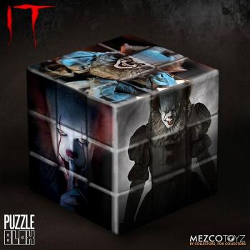 STEPHEN KING'S IT 2017 PUZZLE BLOX PUZZLE CUBE PENNYWISE 9 CM