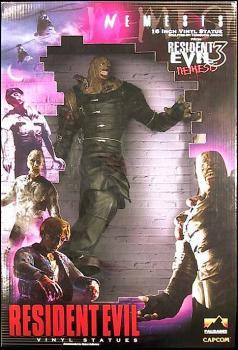 Resident evil 3 Nemesis vinyl figure