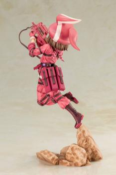 Sword Art Online Alternative Gun Gale Online PVC Figure - Llenn 1/7