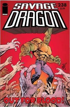 SAVAGE DRAGON #238 (MR)