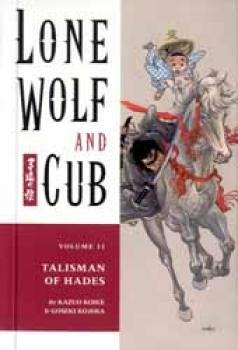 Lone wolf and cub vol 11 Talisman of Hades