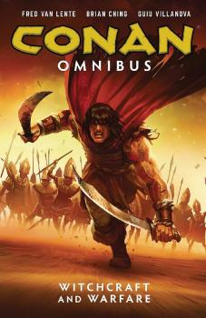CONAN OMNIBUS VOL. 07: WITCHCRAFT AND WARFARE (TRADE PAPERBACK)