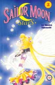 Sailor Moon Stars vol 2 TP