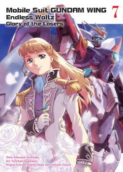 Gundam Wing vol 07 The Glory of Losers GN Manga