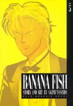 Banana fish vol 5 TP
