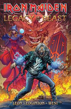 IRON MAIDEN: LEGACY OF THE BEAST (TRADE PAPERBACK)