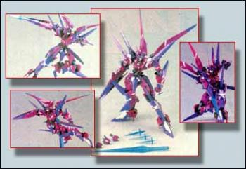 Virtual on Cypher DNA figure