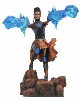 MARVEL GALLERY PVC FIGURE - SHURI (BLACK PANTHER MOVIE)