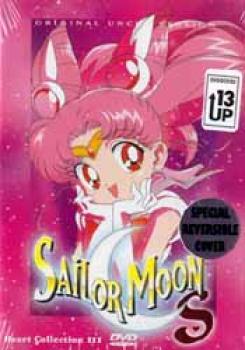 Sailor Moon S TV vol 3 DVD