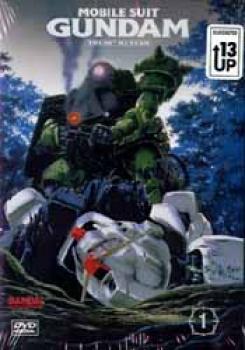 Gundam MS 08 vol 1 DVD