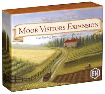 Viticulture Board Game - Moor Visitors Expansion
