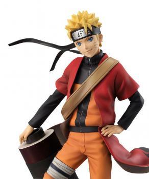 Naruto Shippuden G.E.M. Series PVC Figure - Naruto Uzumaki Sennin Mode 1/8