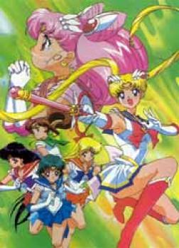 Sailor Moon Bambooscroll CL235