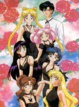 Sailor Moon Bambooscroll CL258