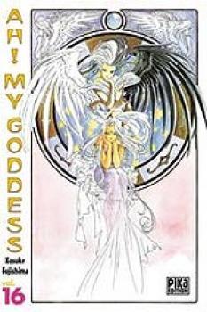 Ah my Goddess tome 16