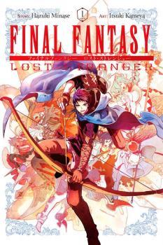 Final Fantasy Lost Stranger vol 01 GN Manga