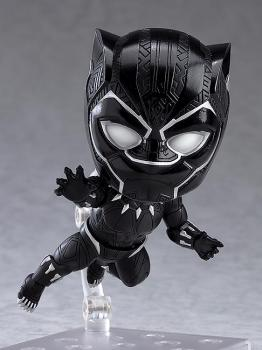 Avengers: Infinity War PVC Figure - Nendoroid Black Panther Infinity Edition