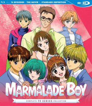 Marmalade Boy Complete Collection Blu-Ray