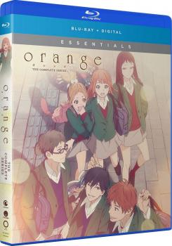 Orange Essentials Blu-Ray