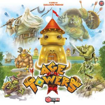 Age of Towers Board Game - Core Set