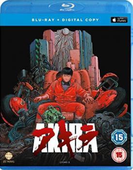 Akira Blu-Ray + Digital UK
