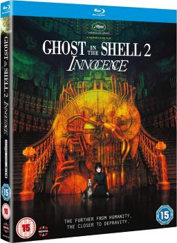 Ghost in the Shell 2 Innocence Blu-ray UK