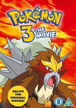 Pokemon The Movie 3 Blu-Ray UK