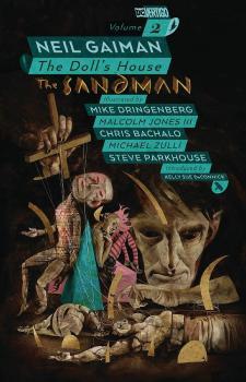 SANDMAN VOL. 02: THE DOLLS HOUSE (30TH ANNIVERSARY EDITION) (MR) (TRADE PAPERBACK)