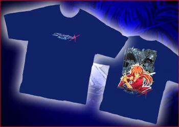 Samurai X Kenshin collage T-shirt L
