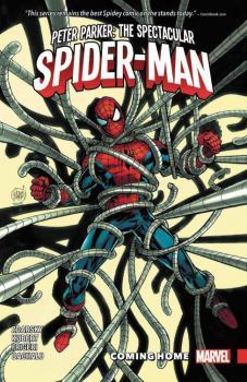 PETER PARKER SPECTACULAR SPIDER-MAN VOL. 04: COMING HOME (TRADE PAPERBACK)