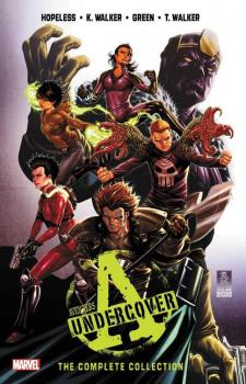 AVENGERS UNDERCOVER COMPLETE COLLECTION (TRADE PAPERBACK)