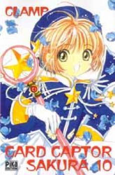 Cardcaptor Sakura tome 10